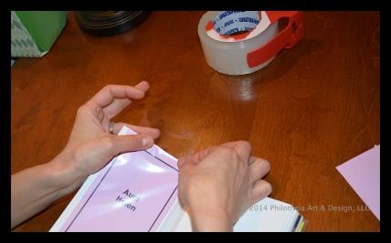 how to make a prayer book